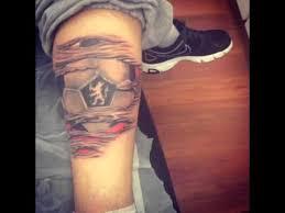 chelsea soccer tattoo youtube