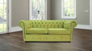 buy green velvet chesterfield sofas uk designersofas4u