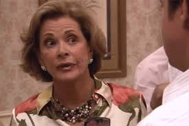 Mother Of God Meme Gif - jessica walter on 5 classic lucille bluth gifs vulture