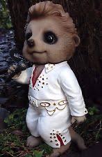 meerkats garden statues lawn ornaments ebay