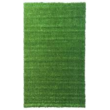 Outdoor Grass Rugs Green 6 Ft X 8 Ft Artificial Grass Rug T85 9000 6x8 Bm The