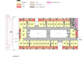 Kfc Floor Plan by 3 Storey Permy Street Mall Next To Permy Mall Miri