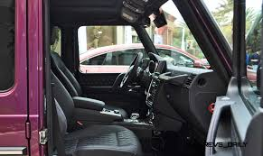 Mercedes Benz Interior Colors 2016 G Class Adds New Colors Black Packs And Designo Cabin We