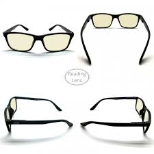 low blue light glasses j s vision blue light shield computer ipad reading glasses low