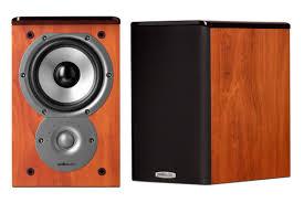 amazon com polk audio tsi100 bookshelf speakers pair black