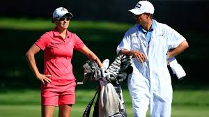 Golf Caddy Resume Lee Anne On Pace For Best Major Finish Lpga Ladies