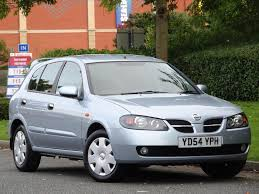 used nissan almera manual for sale motors co uk