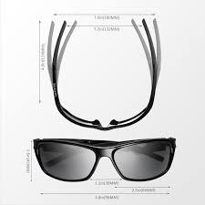 amazon com omore polarized sports sunglasses solar shield