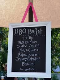 Backyard Wedding Food Ideas Best 25 Backyard Bbq Ideas On Pinterest Bbq Decorations Bbq