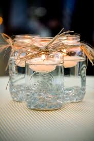 centerpieces with candles 9 jar wedding centerpiece ideas temple square