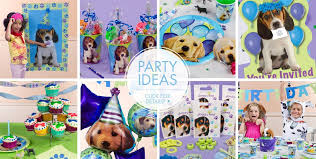 puppy party supplies party pups party supplies party pups birthday party city canada