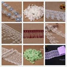 bulk lace ribbon details about bf01 12 yard bilateral handicrafts embroidered net