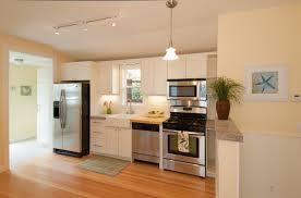 wall kitchen ideas kitchen one wall kitchen stunning on kitchen within remodelaholic