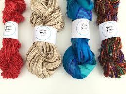 sari silk ribbon sari silk ribbon yarn yarn