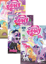 my little pony friendship is magic jetpack comics
