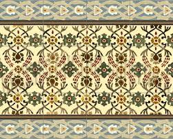 kitchen backsplash mural arts u0026 crafts tile mural ceramic tile design kitchen backsplash