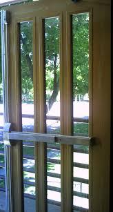 commercial interior metal doors wood grained doors church metal