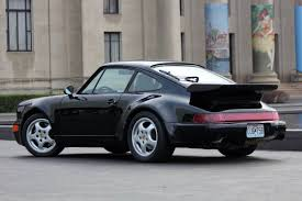 ruf porsche 964 low mileage 1991 porsche 964 turbo u2013 porsche marketplace