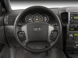 kia steering wheel 2007 kia sorento steering wheel interior photo automotive com