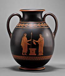 Wedgwood Vase Wedgwood And Antiquities How Ancient Greek Vases Inspired
