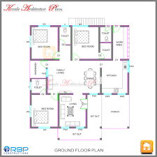 awesome architect home plans 3 free house floor plan house plan kerala style free homes floor plans