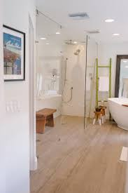 Wood Floors In Bathroom by 10 Walk In Shower Designs To Upgrade Your Bathroom
