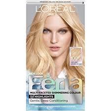 garnier nutrisse 93 light golden blonde reviews amazon com l oréal paris feria permanent hair color 100 pure