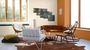 Salon Gris Et Taupe by Peinture Murale Bleue Nuances Indogate Com Deco Salon Bleu Canard