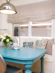 Teal Dining Table Colorful Painted Dining Table Inspiration