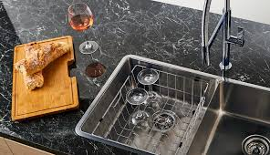 Abey Australia Tapware Sinks Bathroom Furniture Cooking - Kitchen sink accessories