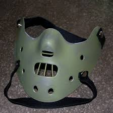 i u0027ve made a hannibal lecter mask from a halloween hockey mask