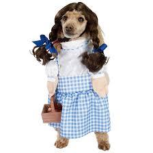 dorothy costume wizard of oz dorothy pet dog costume blue target