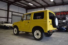 suzuki jeep 1990 just listed jdm 1990 suzuki jimny automobile magazine
