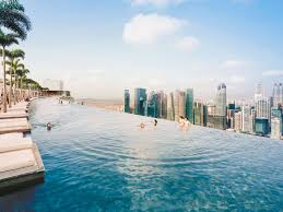 9 breathtaking infinity pools booking com hotel marina bay sands singapore