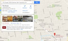 Google Maps San Francisco by Deep Dive With The New Google Maps For Desktop With Google Earth