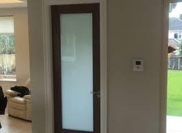 Modern Bathroom Doors Glass Door For Bathroom Sustainablepals Org