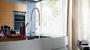 Hansgrohe Talis Kitchen Faucet Fabulous Hansgrohe Kitchen Faucet On Home Decorating Ideas With