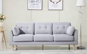 Modern Couch Ian Mid Century Modern Sofa Sofamania Com