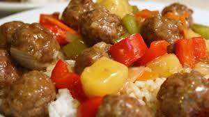lana u0027s sweet and sour meatballs recipe allrecipes com