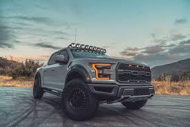 f150 bumper light bar kc hilites 91333 2017 ford f 150 raptor pro6 9 light 57 led light