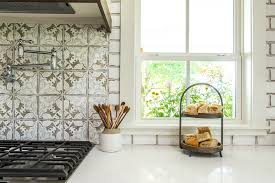painted tiles for kitchen backsplash episode 13 the worm house magnolia market