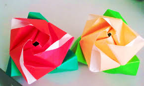 a sojourner paper folding craft