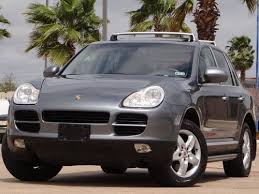 porsche cayenne running boards sell used 2004 porsche cayenne s roof rack running board serviced