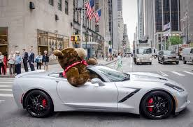 first corvette ever made giant teddy bear riding in a chevrolet corvette it u0027s not what you