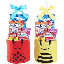 houdini gift baskets houdini all candy easter gift basket 8 pc walmart
