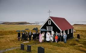 iceland wedding venues intimate wedding in iceland ruffled