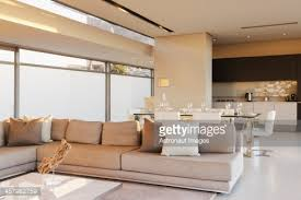modern open floor plans modern open floor plan stock photo getty images