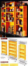 4 Sided Bookshelf Best 25 Diy Bookcases Ideas On Pinterest Bookcases Diy Living