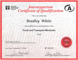 certificates and downloads brad j white online resume