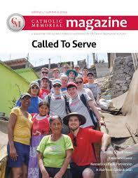 spring summer magazine 2016 by catholic memorial issuu